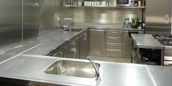 Ventajas del acero inoxidable Articulos de cocina de acero inoxidable